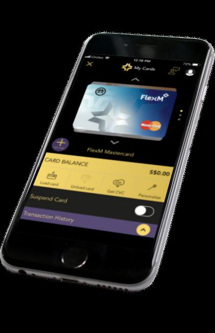 FlexM Mastercard – FlexM